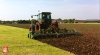 Fendt 936 met celli 6 meter frees
