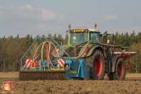 Fendt 939 met Imants 57 spitmachine en accord fronttank