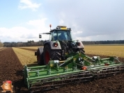 Fendt 930 met Celli frees