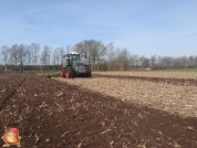 Fendt 936 met Celli frees