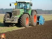 Fendt 930 met Imants spitmachine