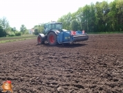 Fendt 930 Profi met Imants spitmachine
