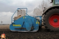 Fendt 936 met Imants spitmachine